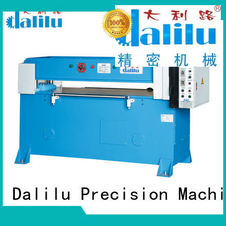 Dalilu top quality plastic die cutting machine factory price for plastic lunch boxes