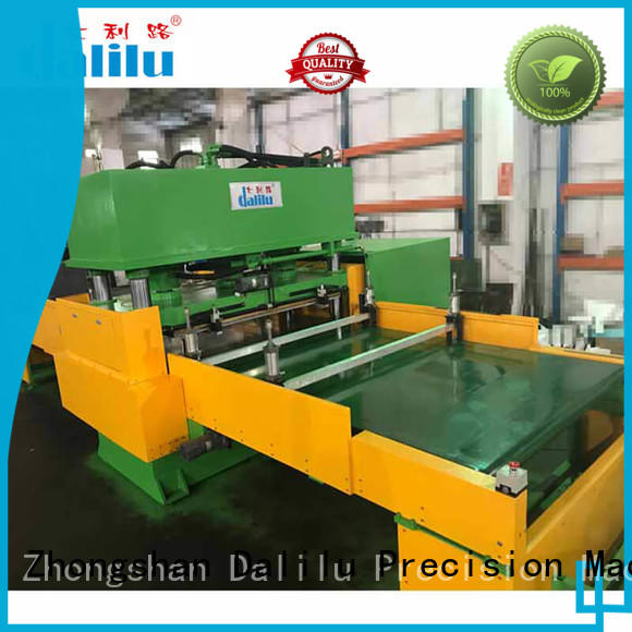 Dalilu technical car leather cutting machine automatic for sealing strips