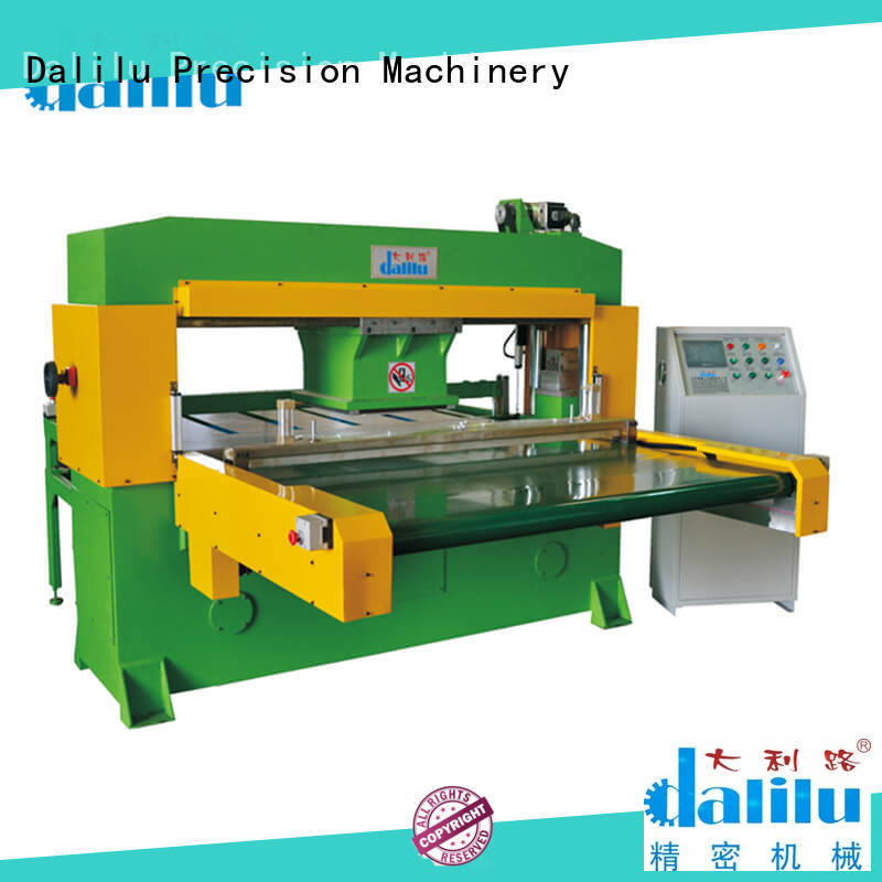facial mask cutting machine dlc9c for clothing Dalilu
