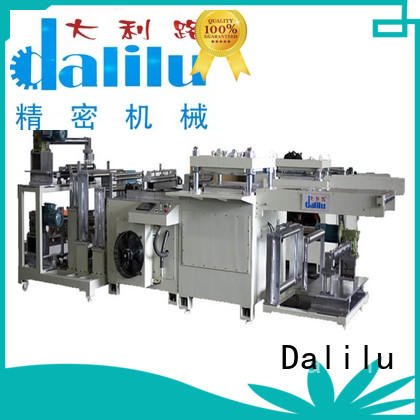 long lastinghydraulic press die cutting machine die design for mobile phone pad
