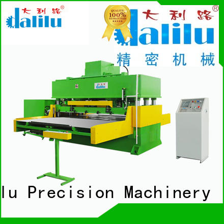 precise automatic cutting machine dlc8e factory price for dust cover