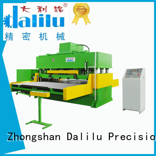 professional automated cutting machine factory price for rubber belt