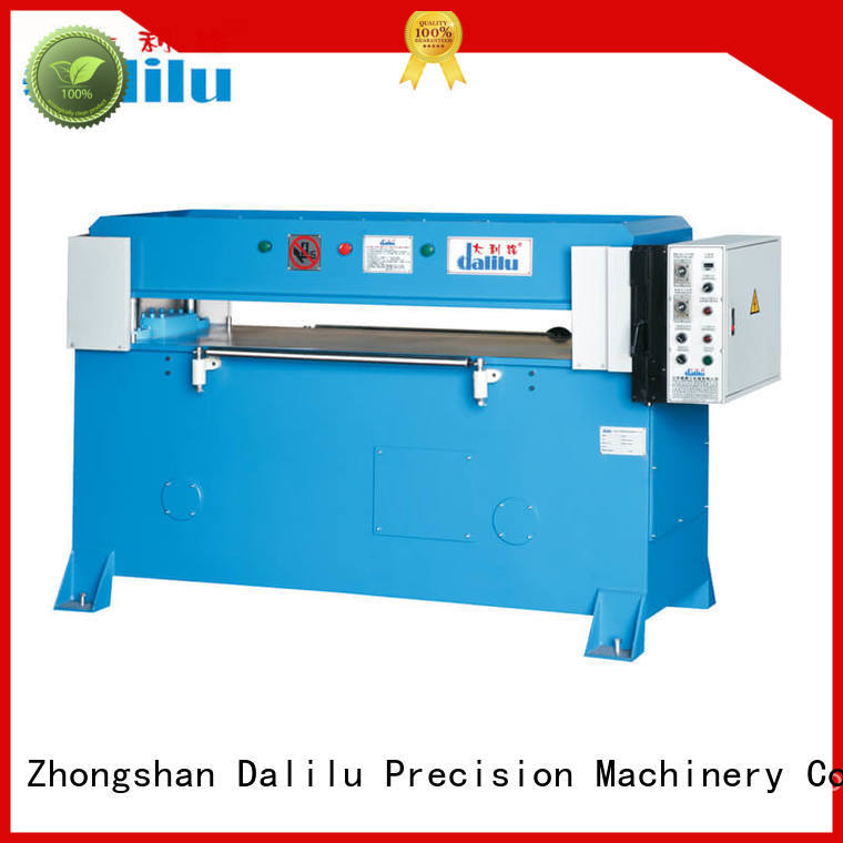 press manual die cutting press pvc for woven bags Dalilu