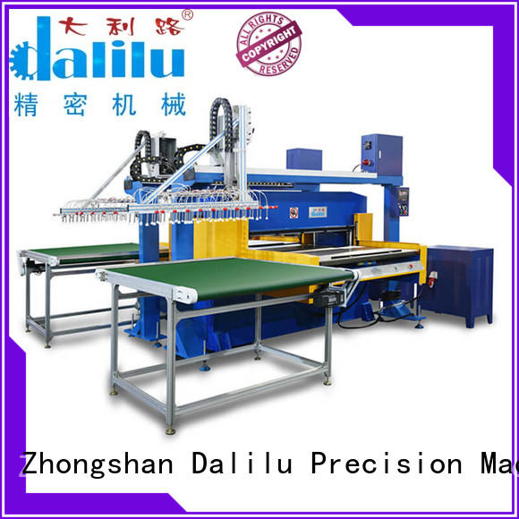 Dalilu durable cnc foam cutting machine directly price for workshop