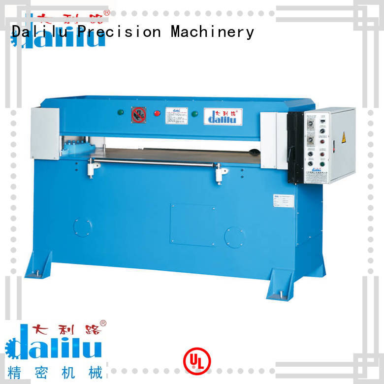 Dalilu safe plastic cutting machine supplier for plastic lunch boxes