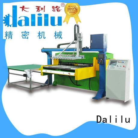 Dalilu professional pvc packing machine inquire now for plastic bag
