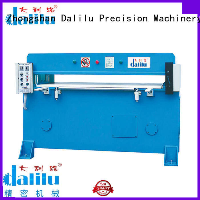 cloth industrial cloth cutting machine supplier for handbags Dalilu