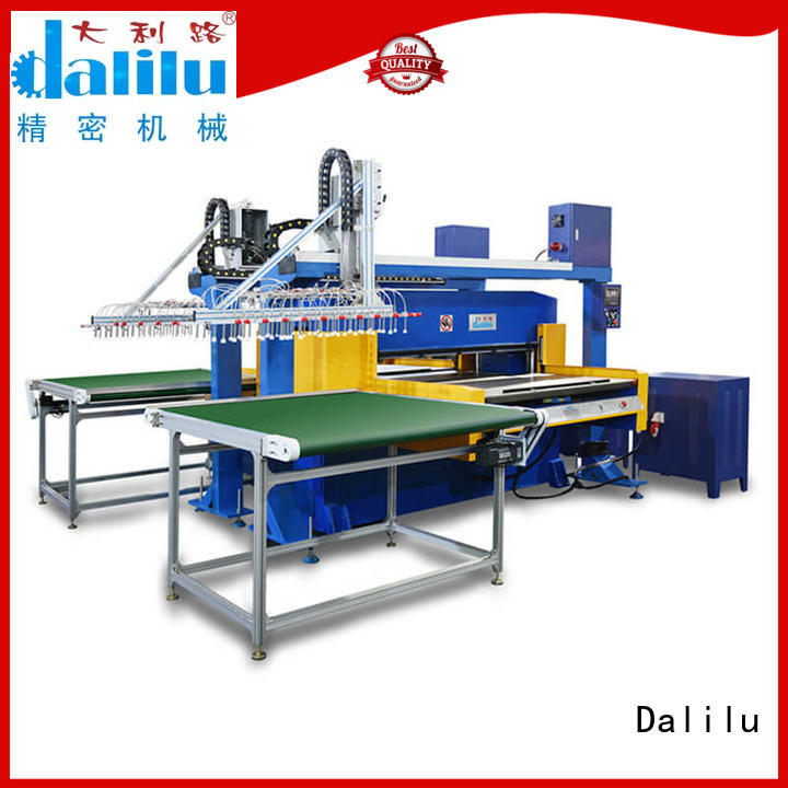 Dalilu hydraulic sponge cutting machine online for plants