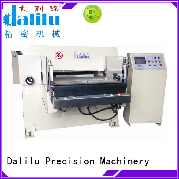 efficient material die cutting machine supplier for self-adhesive