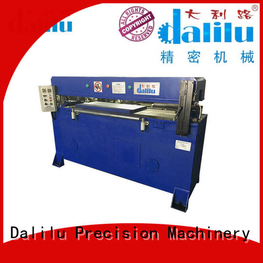 Dalilu technical custom die cut machine on sale for wallets