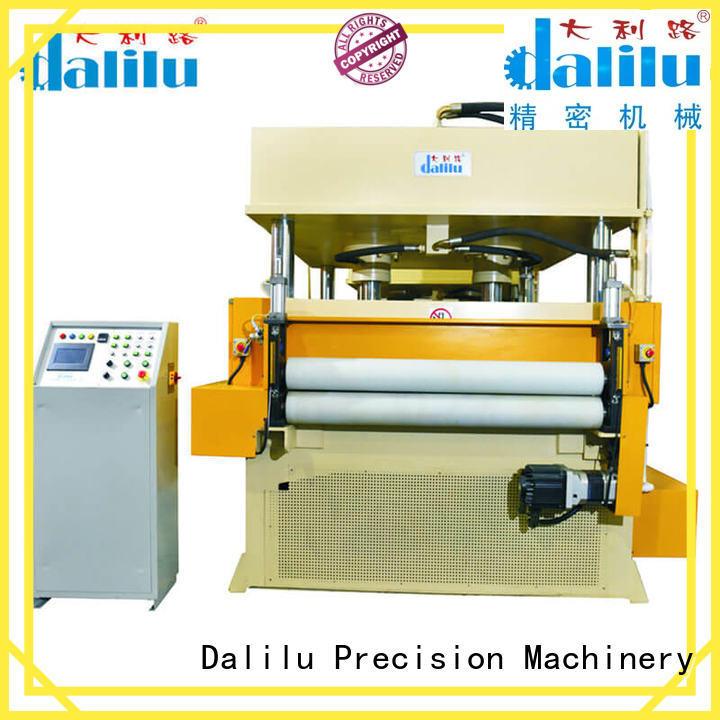 Automatic Feeding Cutting Machine For Rubber DLC-9A