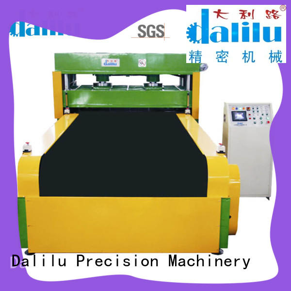 Dalilu epe foam cutting machine online for factory