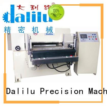 hydraulic material die cutting machine design for electronics Dalilu