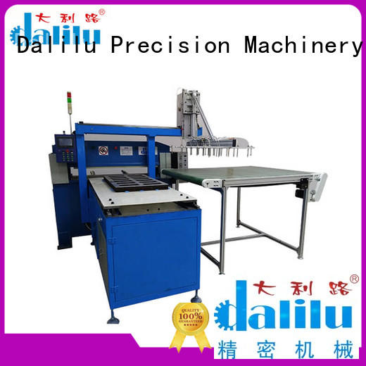 Dalilu realiable large die cutting machine factory price for shoes