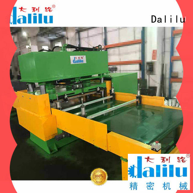 precise leather die cutting machine insulation supplier for dust cover