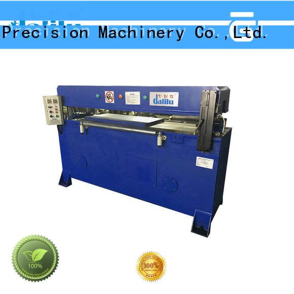 large die cutting machine column for wallets Dalilu