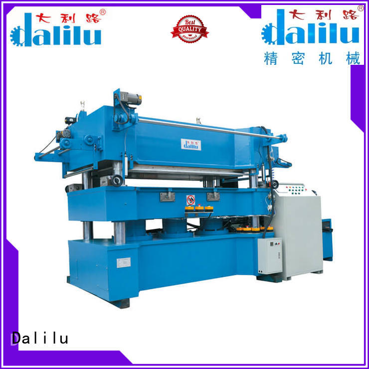 Dalilu effective paper stamping machine from China for trademark