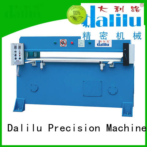 professional blister packaging machine dalilu design for carton