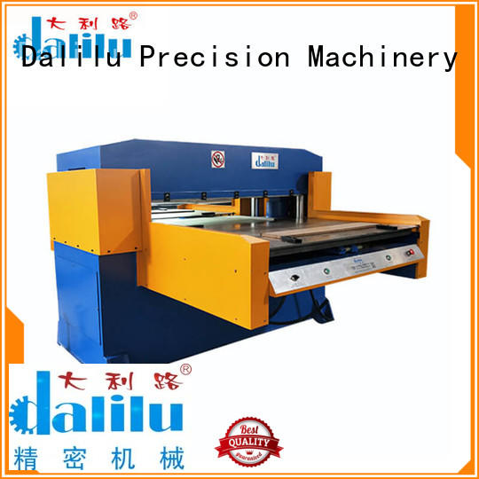 Dalilu hydraulic automatic die cutting machine factory price for automobile oil seal