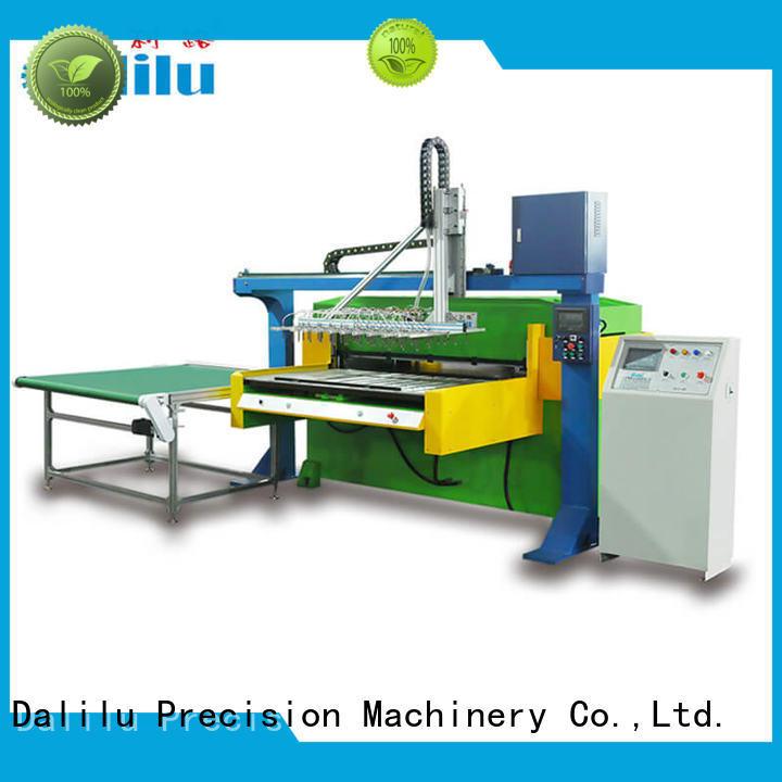 automatic packing cutting machine hydraulic for carton Dalilu