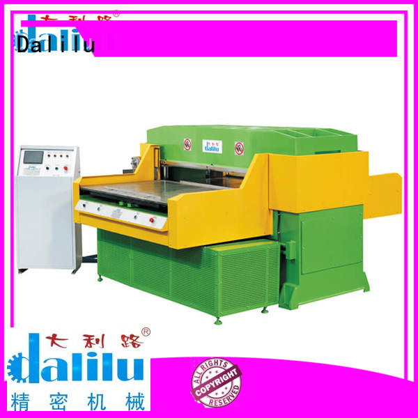 Dalilu press eva cutting machine personalized for woven bags