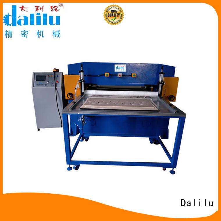 Dalilu good quality industrial cutting machine directly sale for plants