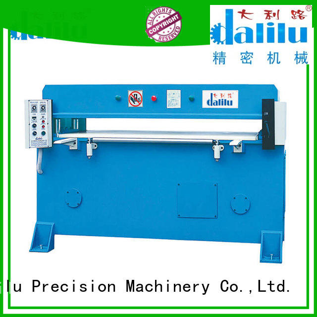 Dalilu technical clicker press die cutting machine column for furniture