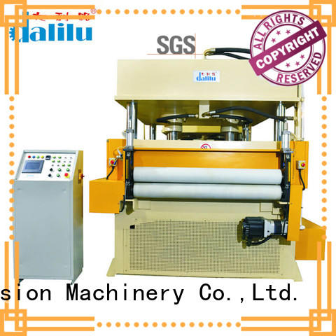 press gantry pvc Dalilu Brand programmable die cut machine factory