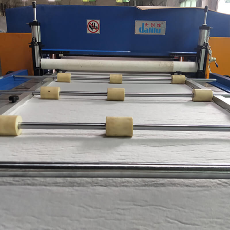 Dalilu cutting sponge cutting machine directly sale for workshop-2