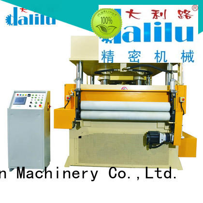 Dalilu top quality puzzle cutting machine factory price for plastic lunch boxes