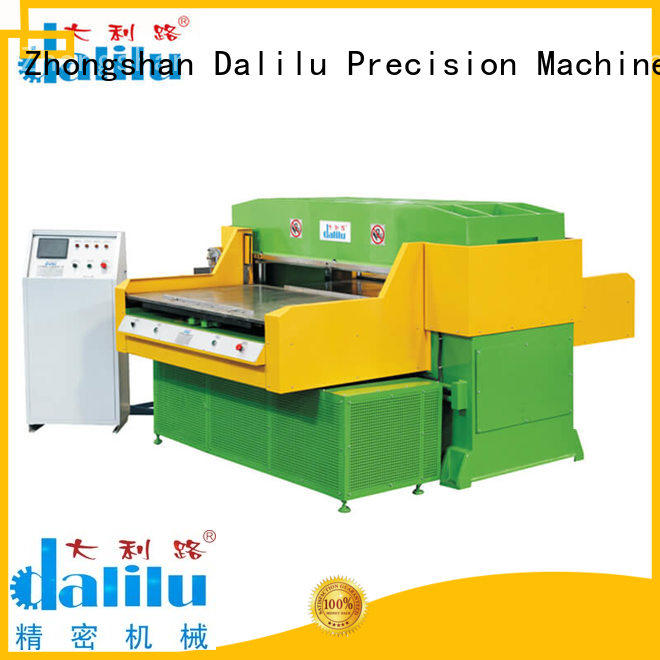 plastic die cutting machine dlcy03 for woven bags Dalilu