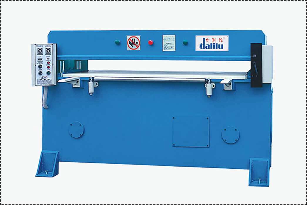 Dalilu-Dalilu Hydraulic Cutting Machine Pvc Packing Machine