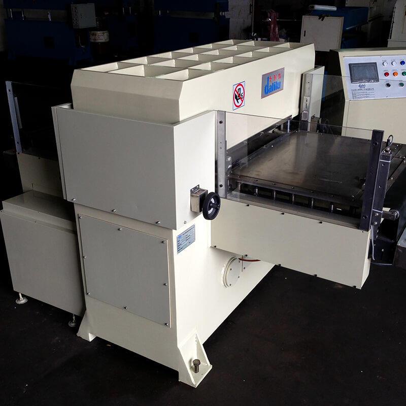 Dalilu-Professional Hydraulic Press Die Cutting Machine For PVC Aluminum-1