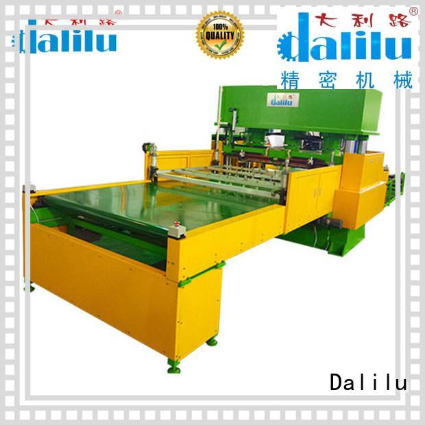 technical automatic leather cutting machine dlc6 design for belts