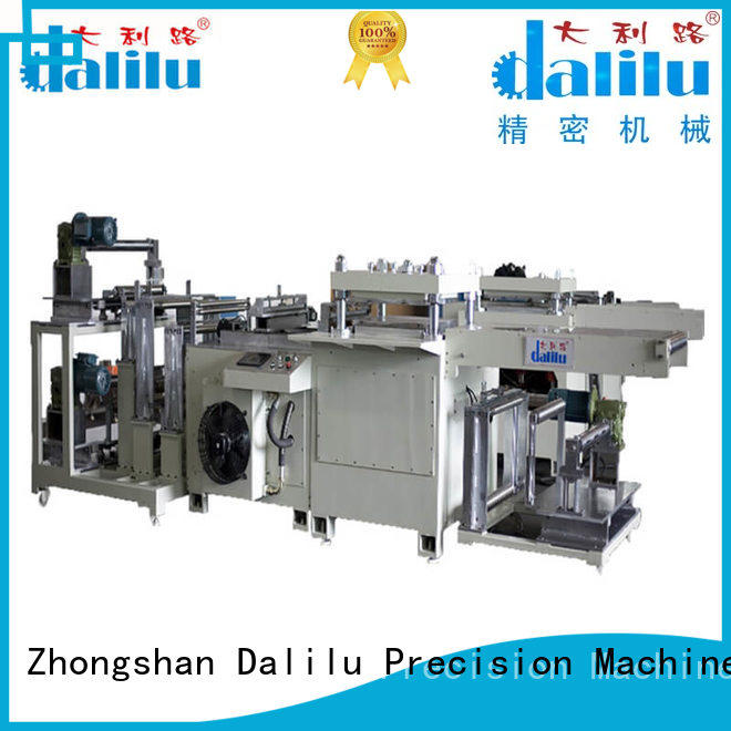 safe hydraulic die press machine factory price for protective film