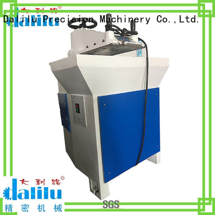 Dalilu realiable swing arm cutting machine factory price for car cushions