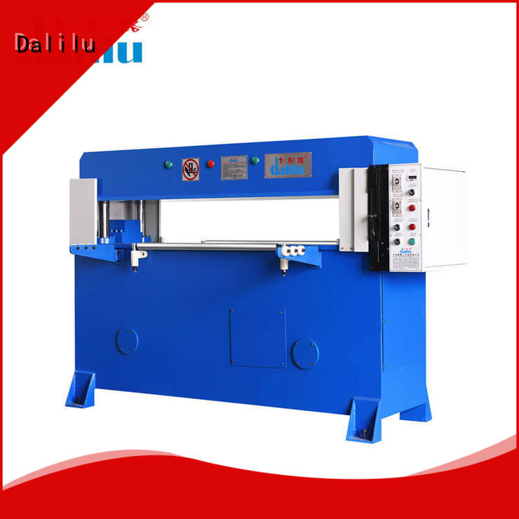 precise die cutting press from China for seal ring Dalilu