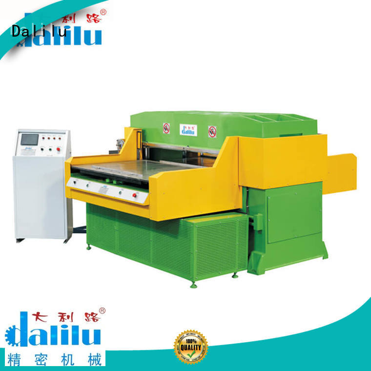 long lasting automatic rubber cutting machine four supplier for woven bags