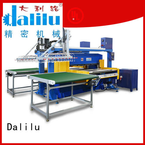 Dalilu reliable sponge cutting machine manufacturer for factory