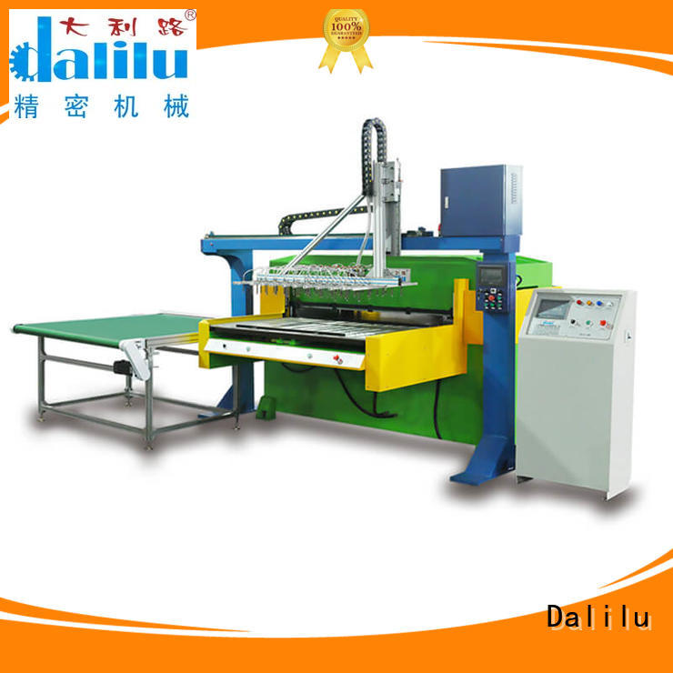 Dalilu automatic automatic die cutter with good price for board