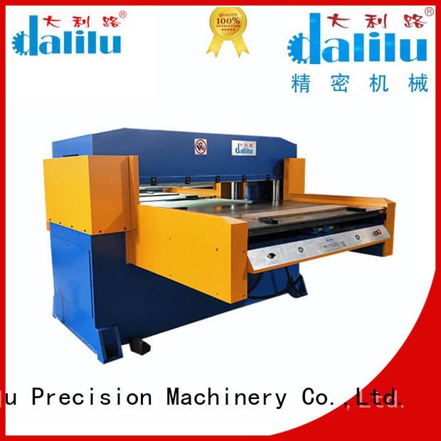 Hydraulic Cutting Machine For Car Sound Insulation Cotton DLC-8E