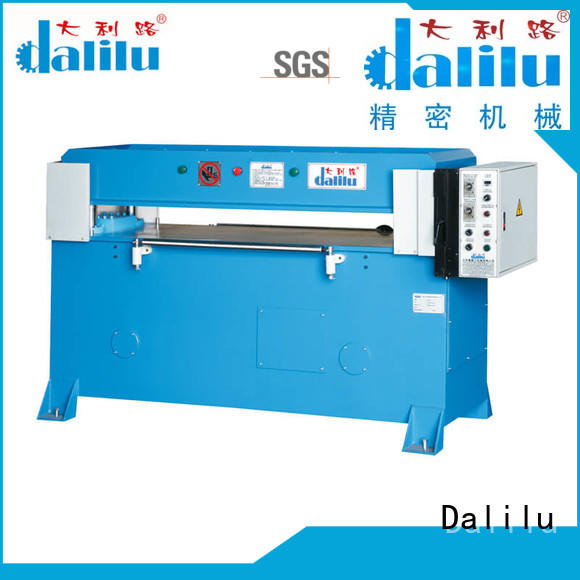 cost-effective plastic die cutting machine puzzle factory price for plastic lunch boxes