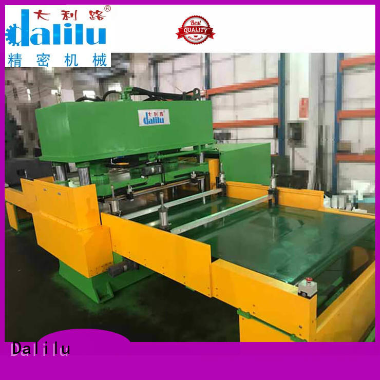 secure automated cutting machine car on sale for rubber belt