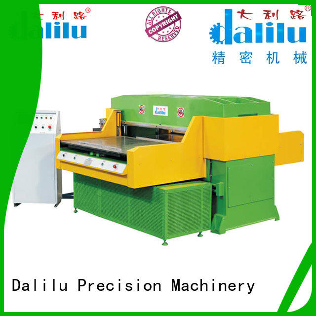 Dalilu cost-effective rubber cutting machine personalized for plastic bags