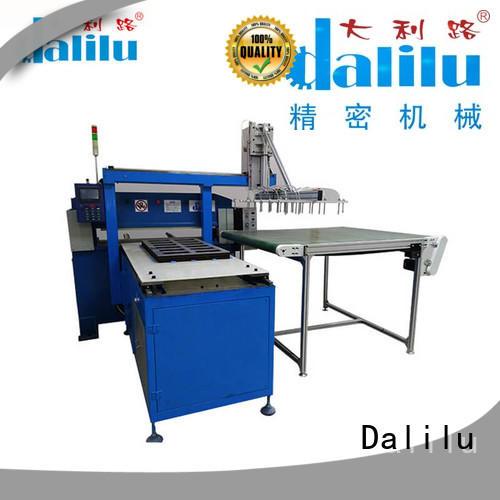 Dalilu customized facial mask cutting machine factory price for furniture